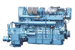 Diesel generators and spare parts