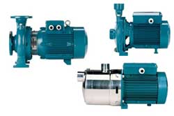 Complete Pumps and Pumps Spare Parts