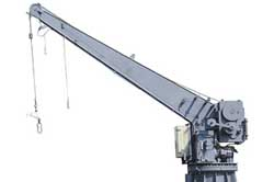 Cranes, Winches, Davits, Rescue Boats Spare Parts